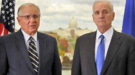 How Many Lies Can Two Governors Tell in 30 Seconds?